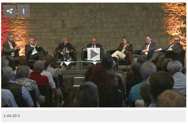 5. Juni 2013 – Demokratie-Forum Hambacher Schloss in Neustadt an der Weinstrasse