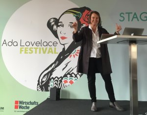 14. Oktober 2016 – Ada Lovelace Festival in Berlin
