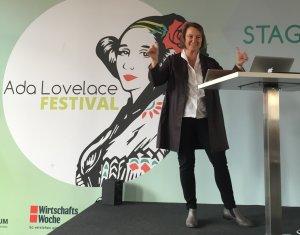 14. Oktober 2016 – Ada Lovelace Festival in Berlin